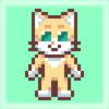 Cute Cat Sprites