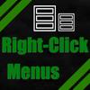 Right Click Menus