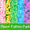 Flower Pattern Pack