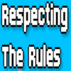 Respecting The Rules