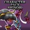 Shinobi Character Pack