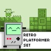 Retro Platformer Pack