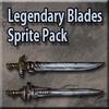 Legendary Blades Sprite Pack