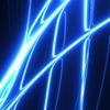 Blue Fragment Lines