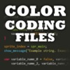 Color Coding Files