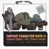 Fantazy Character PACK1