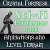Sci-Fi Platformer Pack