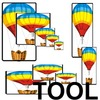 Tool. All size icon screenshot