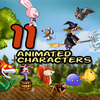 Animated Characters 2D