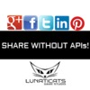 SHARE without API!