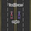 Two cars basic engine