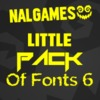 Little Pack of Fonts 6