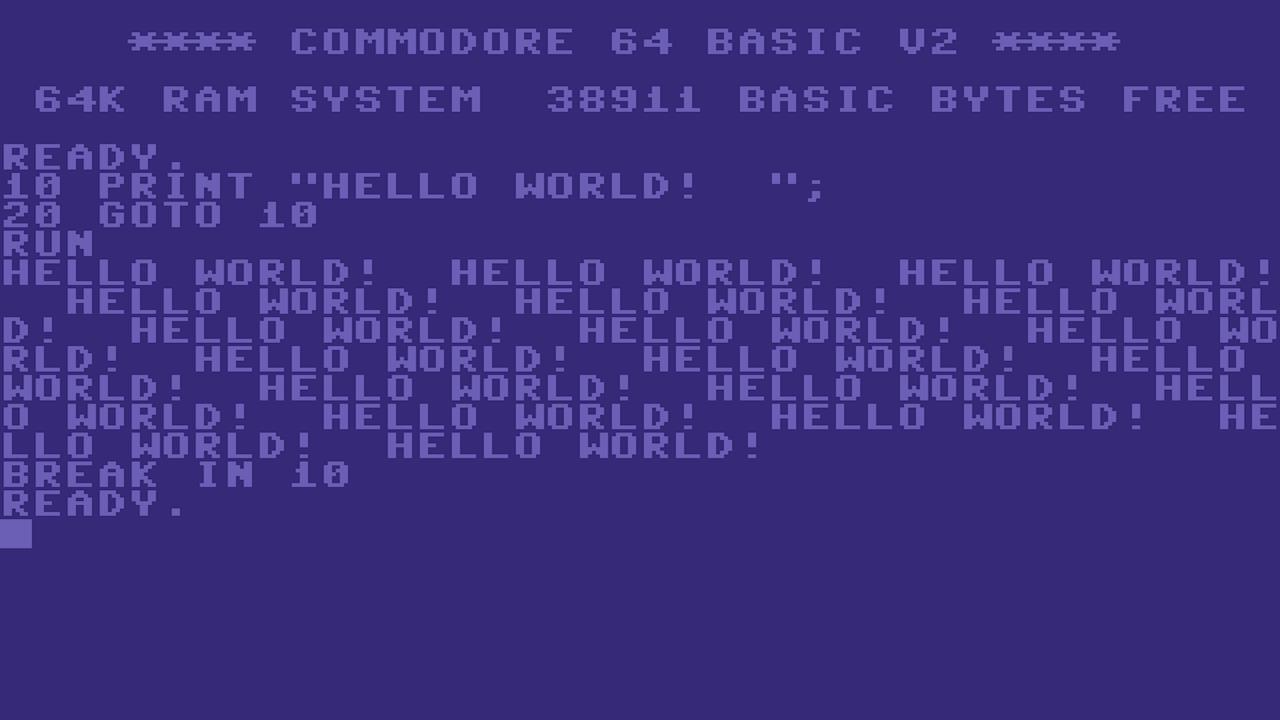 C64 Emulator by Ogre Games   GameMaker: Marketplace