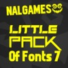 Little Pack of Fonts 7