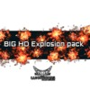 BIG HD Explosion pack