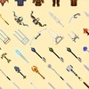 Sinaria Items Pack