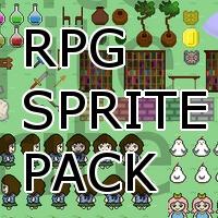 RPG Sprite Pack by SpriteStore | GameMaker: Marketplace
