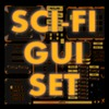 Sci-Fi themed GUI