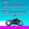 Physics Runner Engine