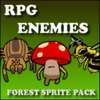 RPG Enemies - Forest Pack