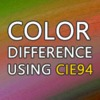Color Difference Using CIE94