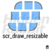 Draw Resizable