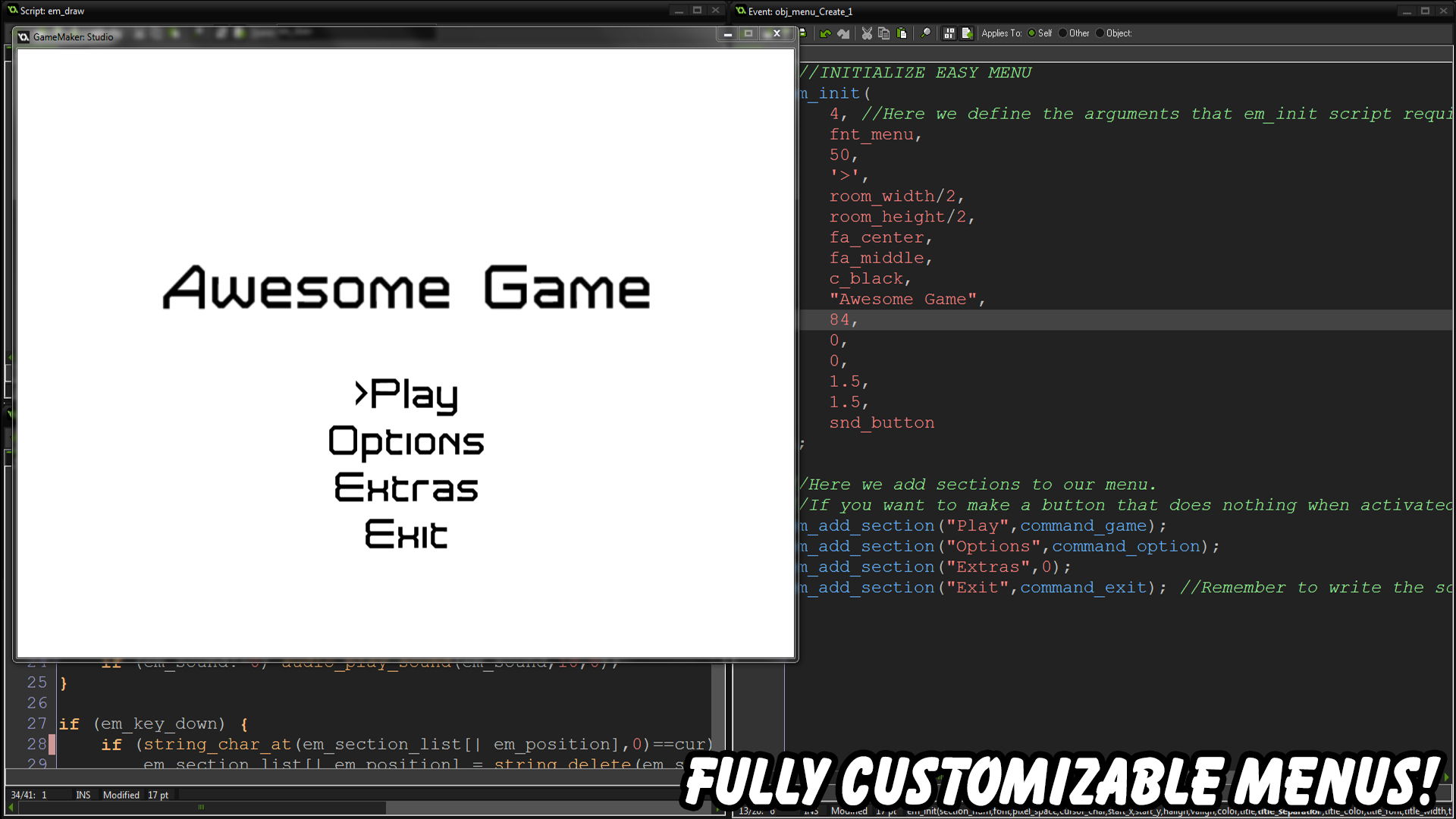 Gamemaker tutorial: how to add background music to your game youtube.