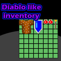 Diablo like Inventory by Morpheus | GameMaker: Marketplace