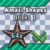 Shape Set - Bricks 1 - 64x