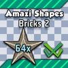 Shape Set - Bricks 2 - 64x