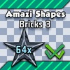 Shape Set - Bricks 3 - 64x