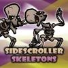 Sidescroller Skeletons