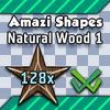Shape Set - Wood 1 - 128x