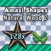 Shape Set - Wood 2 - 128x