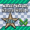 Shape Set - Wood 4 - 128x