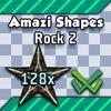 Shape Set - Rock 2 - 128x