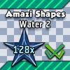 Shape Set - Water 2 - 128x