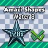 Shape Set - Water 3 - 128x
