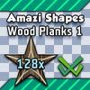Shape Set - Planks 1 - 128x