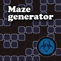 Simple Maze Generator by Huder | GameMaker: Marketplace