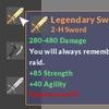 MMORPG Item Hover Details