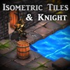 Isometric Tiles and Knight