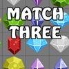 Match three basic engine