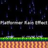 Platformer Rain Effect