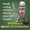 Isometric - Mini Crusader