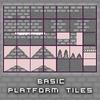 Basic Platformer Tiles