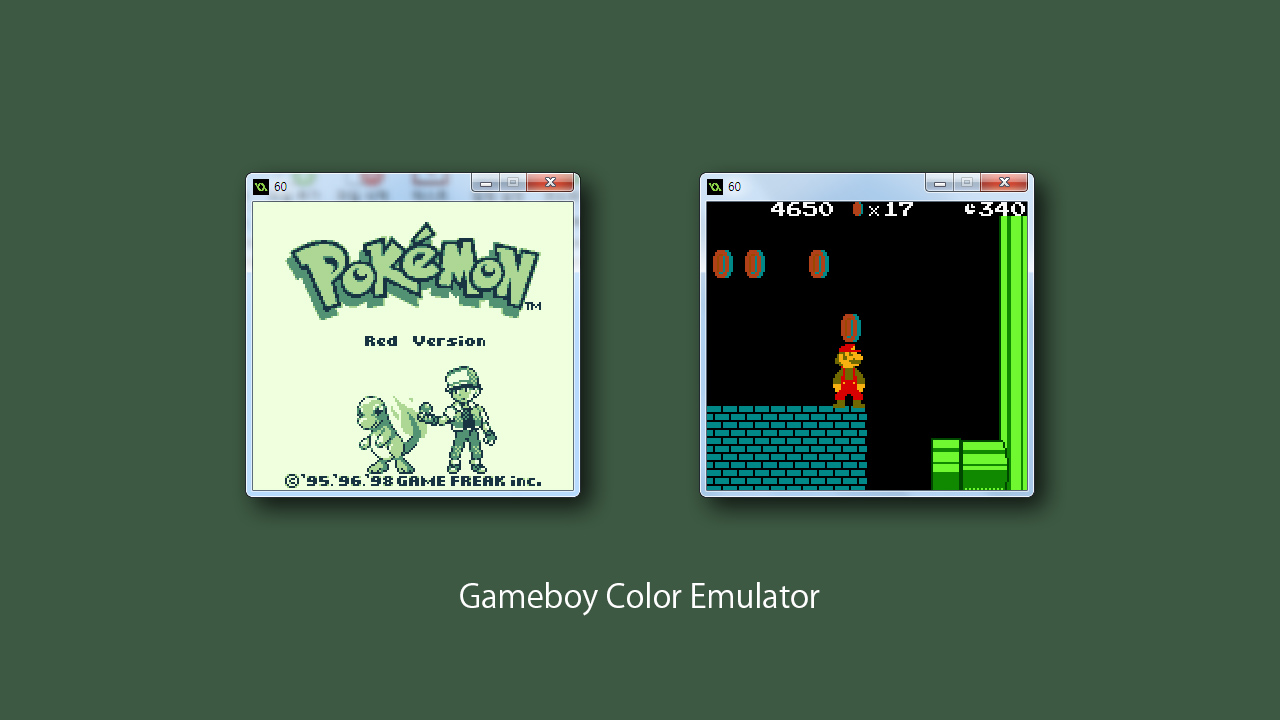 Gameboy color emulators - Gameboy Color Emulators 8