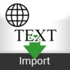 Import_Web_Texts