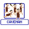 Caveman Animation Character