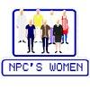 NPC Characters Women